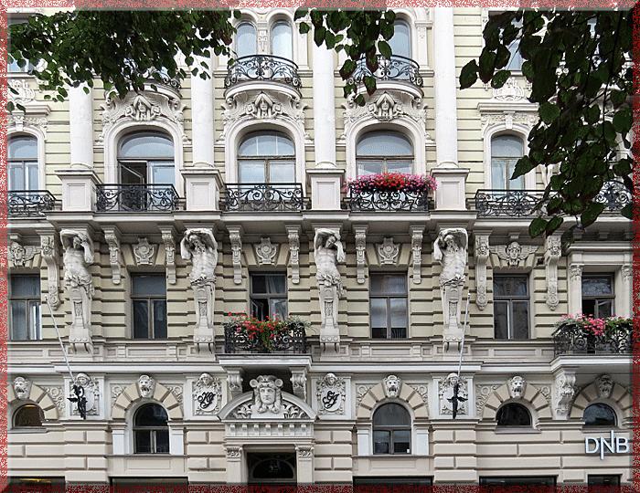 Riga, 33 Elizabetes iela
