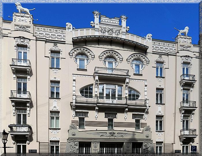 Riga, 4 Alberta iela