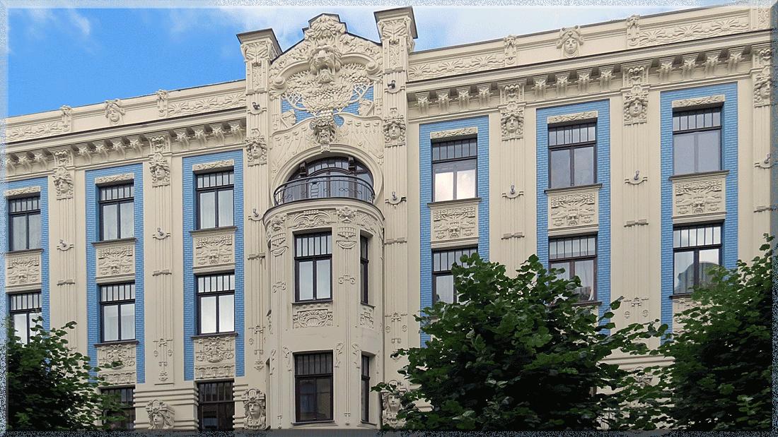 Riga, 8 Alberta iela
