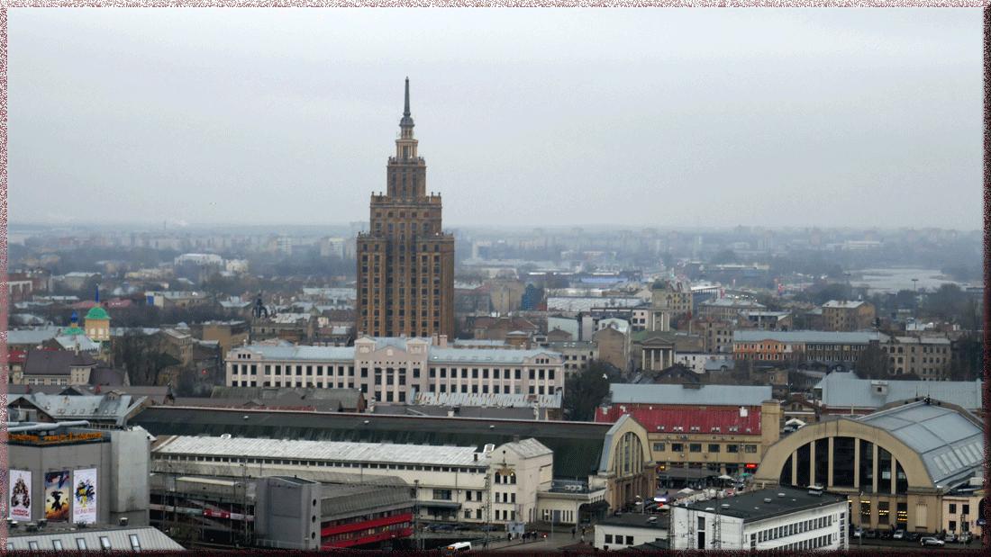 Riga, Académie des Sciences
