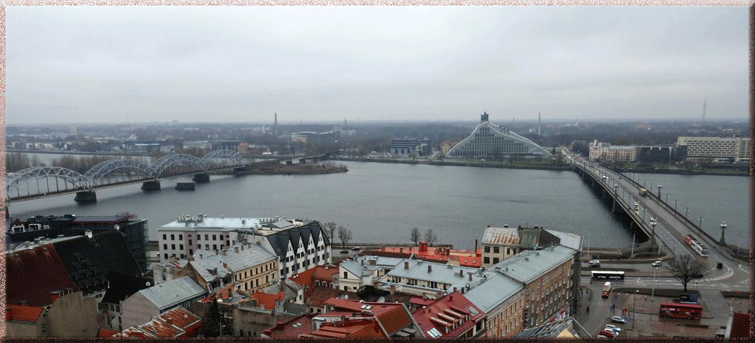 Rifa, Daugava, Bibliothèque Nationale