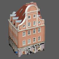 Riga, jolie maison