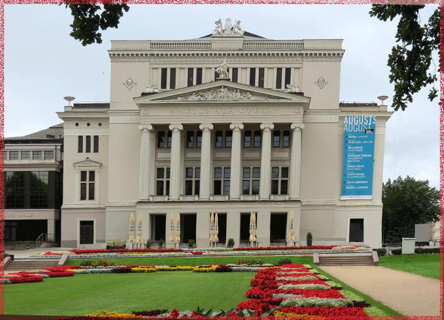 Riga, Opéra